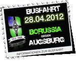 Busfahrt: Borussia MG gg. Augsburg – 28.04.2012
