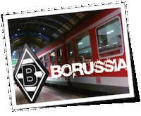 1. März 2013: Mit der Bahn nach Frankfurt