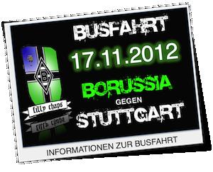 17.11.2012: Busfahrt VfB Stuttgart