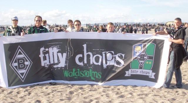 21.08.2012: Bilder – Filly Chaps unterwegs in Europa (Marseille)