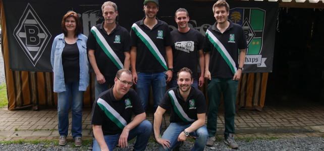 Der Vorstand des Fanclubs Filly Chaps Waldsolms