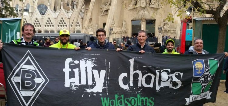 Filly Chaps in Barcelona